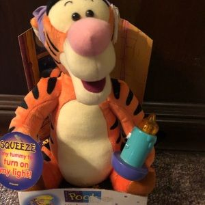 Tigger Pooh Night Light Friend New
